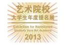 2013 凯撒艺术新星——艺术院校大学生年度提名展