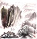 三峡行舟图