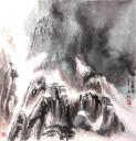 黄山云雾图
