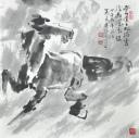 丰年飞瑞雪-骏马跃长征