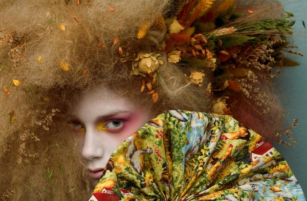 Kattaca & Paco Peregrin最新作品《Spring Couture 》